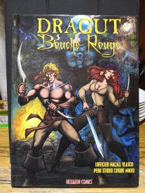 【法文原版漫画】DRAGUT Bouche Rouge