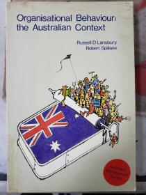 特价:Organisational Behaviour : the Australian Context