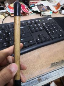二手毛笔、老毛笔、大笔:天马腾空  牌子不详  自鉴  品如图  103-7号柜