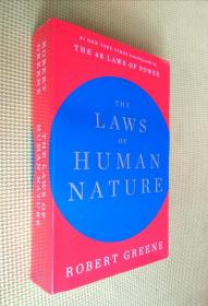 THE LAWS OF HUMAN NATURE (英文原版:人性法制)