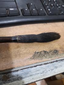 老毛笔:灰尾书画(一)金鹏笔莊   品自定  二手毛笔    103-7号柜