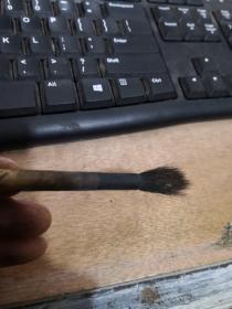 老毛笔:长峰大狼毫  中国湖笔  二手毛笔  小毛笔  品自定  103-7号柜