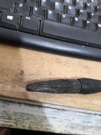 老毛笔:灰尾书画(一)金鹏笔莊   品自定  二手毛笔   按图发货    103-7号柜