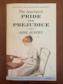 The Annotated Pride and Prejudice(进口原版,国内现货)