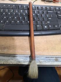 老毛笔:大清风   二手毛笔   品自定    103-7号柜