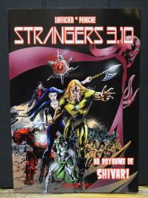 【法文原版漫画】STRANGERS3.10 AU ROYAUME DE SHIVAR