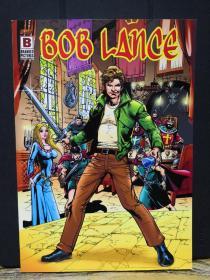 【英文原版漫画】BOB LANCE
