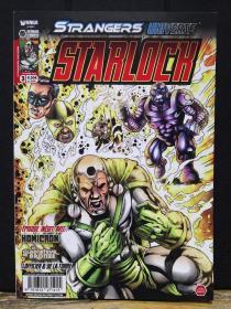 【法文原版漫画】STRANGERS UNIVERSE STARLOCK