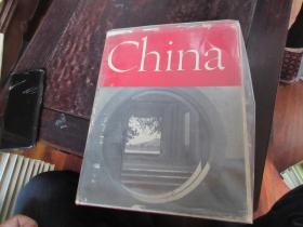1943年精装本大开本讲中国抗战时期画册<china中国>