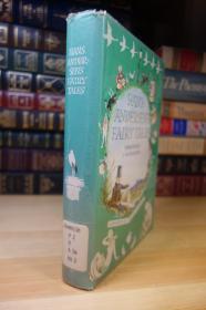 精美插图版安徒生童话 Han Andersen's Fairy Tales 牛津大学版