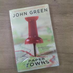Paper Towns(全新未拆封)