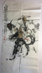 李传宇◆◆◆ 无锡   人物画   4.7平尺