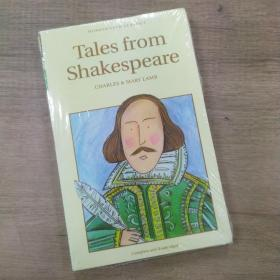 Tales From Shakespeare莎士比亚故事集(全新未拆封)