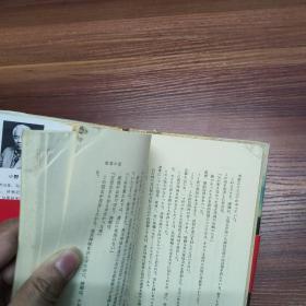 日文原版-史谈女城主-小野稔-精装85年