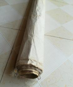 齐白石棕榈小鸡,荣宝斋五六十年代木版水印,年代早版本稀少!!!低价