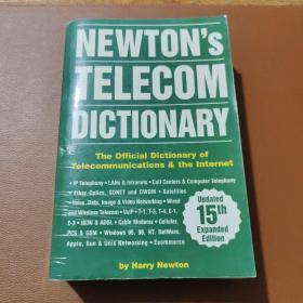 NEETON'S TELECOM DICTIONARY