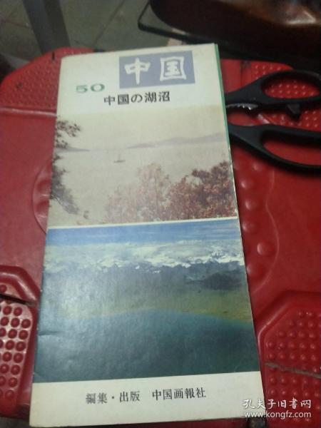 中國一瞥50(日文)