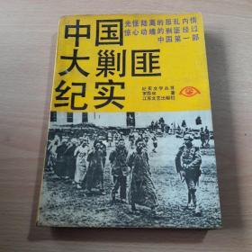 中国大剿匪纪实