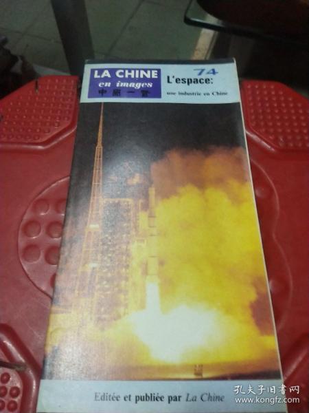 中國一瞥74(法文)