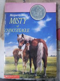 特价:Marguerite Henry MISTY of CHINCOTEAGUE