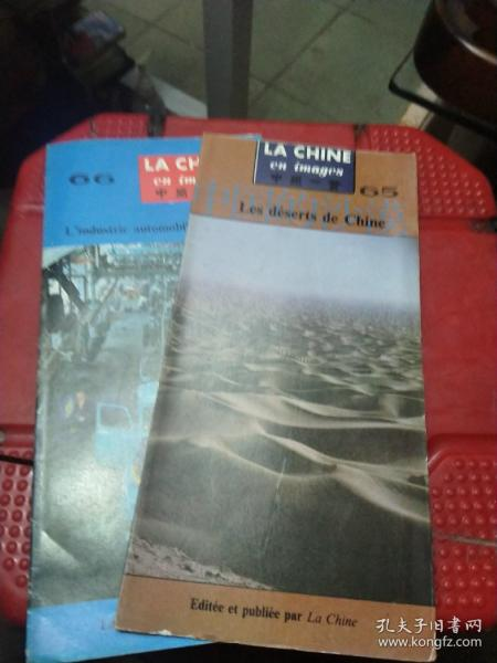 中國一瞥65,66(法語)