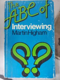 特价: The ABC of Interviewing Martin Higham