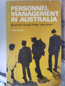 特价:PERSONNEL MANAGEMENT IN AUSTRALIA