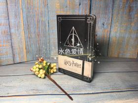 哈利波特与死圣原版笔记本Harry Potter Deathly Hallows