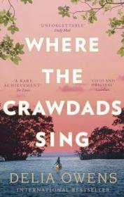 预售沼泽深处英版平装纽约时报第一畅销书Where the Crawdads Sing