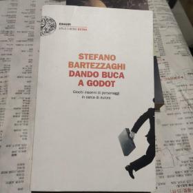 DANDO BUCA A GODOT 意大利语原版 20K