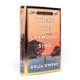 预售沼泽深处美版豪华版精装 Where the Crawdads Sing Deluxe Edition
