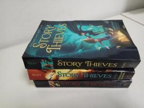 Secret Origins(1、2、3)三册合售
