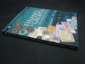 英文版  FINANCEforGROWTH(附光盘)金融与增值
