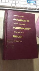 RANDOLPH QUIRK A GRAMMAR OF GREENBAUM CONTEMPORARY LEECH ENGLISH SVARTVIK《现代英语