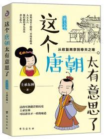 这个唐朝太有意思了:第五卷:从收复两京到奉天之难
