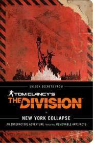 汤姆克兰西的全境封锁纽约沦陷 英文原版小说  The Division