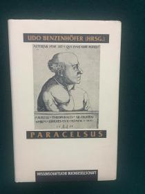 Paracelus【帕拉塞尔苏斯】【文艺复兴著名炼金术师研究】】