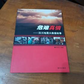 危难真情:汶川地震大救援故事(内页如新)