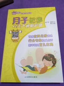 阳光大姐金牌育儿系列:月子记事【正版!书籍干净 板正 无勾画 不缺页】(弱九五)