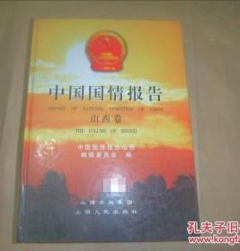 中国国情报告 山西卷