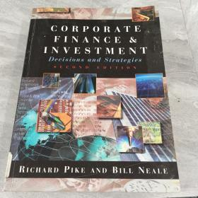 corporate finance investment