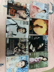 刘亦菲杂志 专用不拍