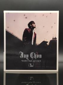 周杰伦CD专辑11月的萧邦台版阿尔法首版音乐夜曲十一月的萧邦