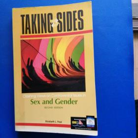 Clashing   Views   on   Controvedrsial   lssues  in   Sex   and   Gender        SECOND  EDITION