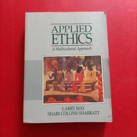 applied ethics a multicultural approach 应用伦理学:一种多元文化的方法 内有划线