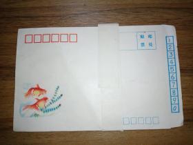 双雁老信封8枚(空白)