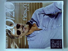 20/20 Magazine 2015/03 MARCHON原版时尚眼镜可用样板间道具杂志