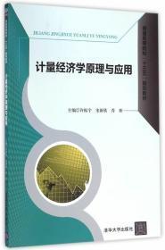 计量经济学原理与应用 许振宇宋新欣乔彬 9787302428626 清