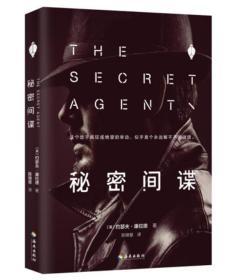 秘密间谍   9787544385589