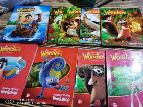 Wonders 美国加州教材 阅读与写作 共42册合售
